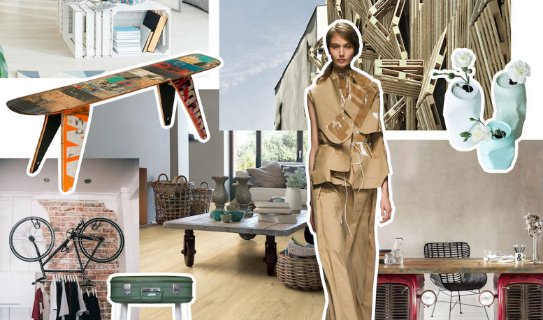 Quick Step Trend Upcycling Moodboard V2 ooo